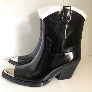 Shoes - Jeffrey Campbell Defense- MT western boot